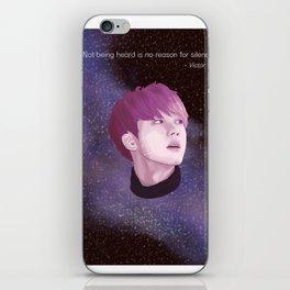 BTS Jin Galaxy drawing iPhone Skin