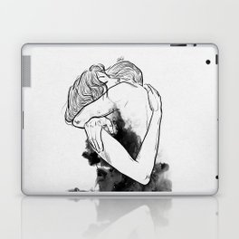Till the last star you have me. Laptop & iPad Skin
