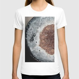 Abstract Rust Textures T-shirt