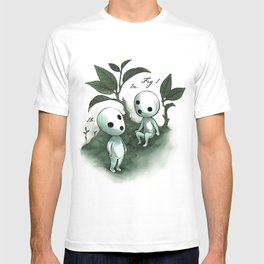 Natural Histories - Forest Spirit studies T-shirt