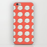 sisters iPhone & iPod Skins featuring Sisters by bakuta