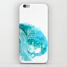 River Song iPhone Skin
