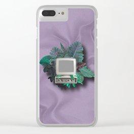 Organic Tech Clear iPhone Case
