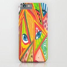 Woman in love Slim Case iPhone 6s