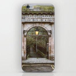 Stockbridge Market Gate iPhone Skin