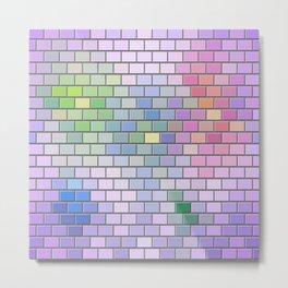 Many Colors Metal Print