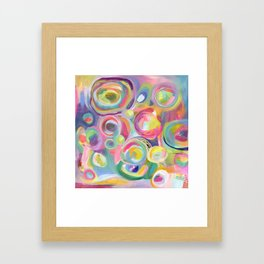 Better Together Framed Art Print