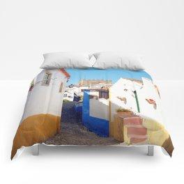 Portugal, Obidos (RR 184) Analog 6x6 odak Ektar 100 Comforters