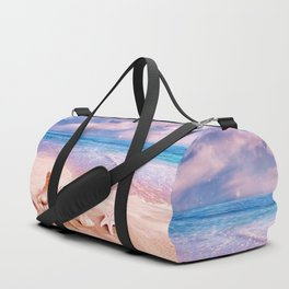 On the beach Duffle Bag