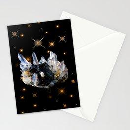 Star Aura Quartz Stationery Cards