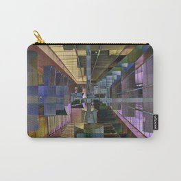 MAGIC URBAN LINES  Carry-All Pouch