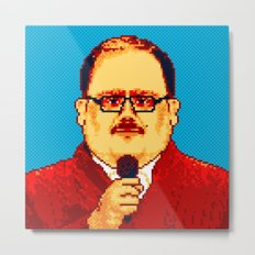 Undecided (Ken Bone) Metal Print