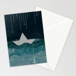 I refuse to sink Stationery Cards