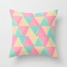 ∆∆∆ Throw Pillow