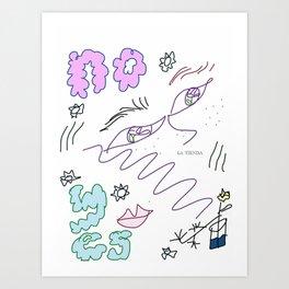 La Tienda Art Print