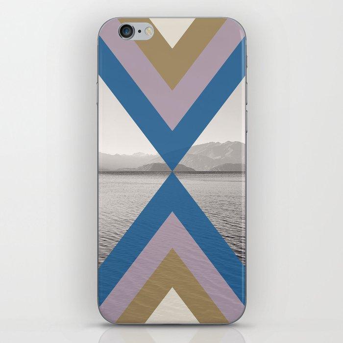 Boho Arrows of Lake Wanaka iPhone Skin