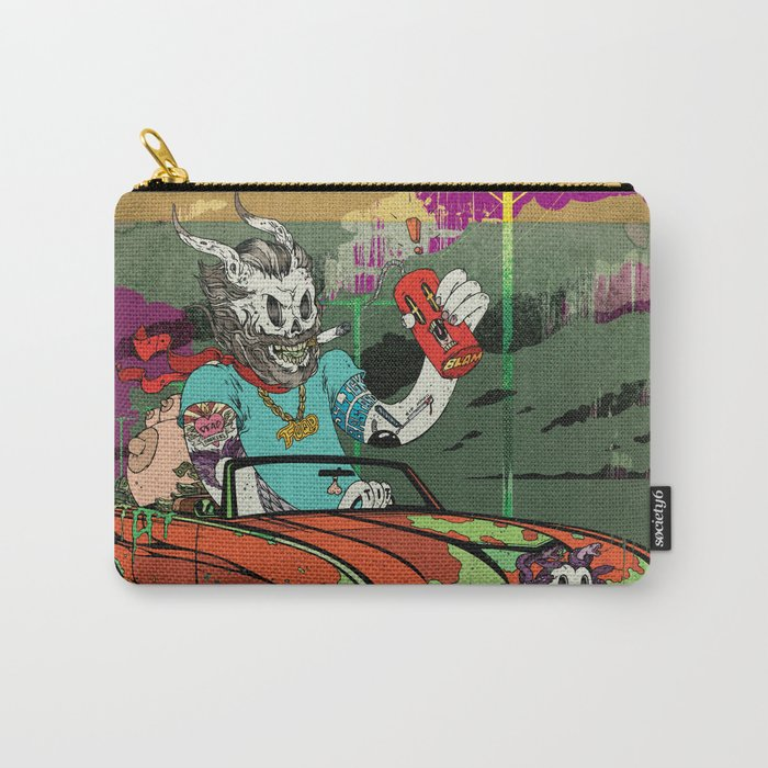 Arch Rival Carry-All Pouch