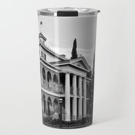 Haunted Victorian Mansion Travel Mug
