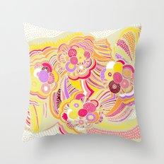 Blossom  Throw Pillow