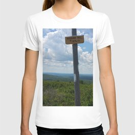 Hubbard Hill New Hampshire T-shirt