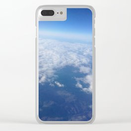 Prosperity Clear iPhone Case