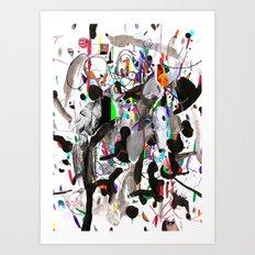 des5 Art Print