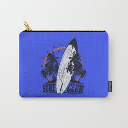 Summer Time - Surf Club Carry-All Pouch