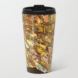 Fractured Sky Travel Mug