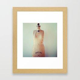 In Great Form Framed Art Print