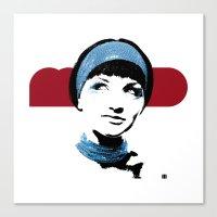 mod Canvas Prints featuring MOD by Matt Irving