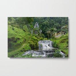 Colombian Falls Metal Print