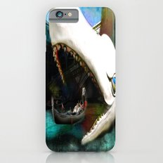 Whale of a Ride iPhone 6s Slim Case