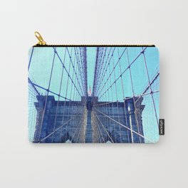 BROOKLYN BRIDGE - LIGHTER Carry-All Pouch