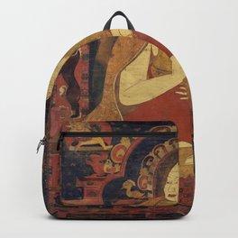Zen Buddha Garden Backpack