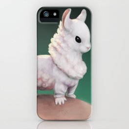 rare rodent creature iPhone Case