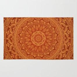 Mandala Spice Rug