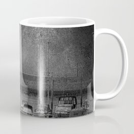 Harbour of Neuharlingersiel lower saxony Germany Coffee Mug