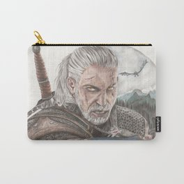 The Butcher of Blaviken Carry-All Pouch