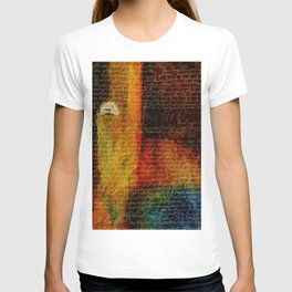 The rediscovered nest T-shirt