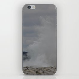Lighthouse and Breakwall Sequence 2 iPhone Skin