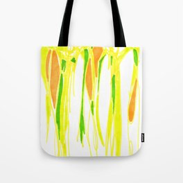 Angels-abstracted Tote Bag