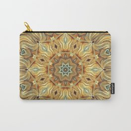 Flower Of Life Mandala (Gentle Touch) Carry-All Pouch