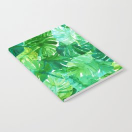 Welcome to the Jungle Palm Notebook