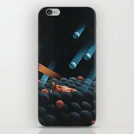 Cosmic Rays iPhone Skin