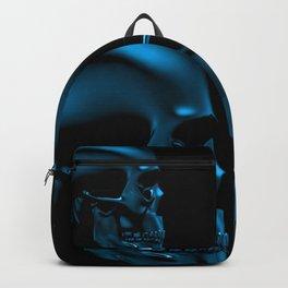 Glass skull Backpack