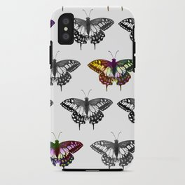 Butterflies 2 iPhone Case
