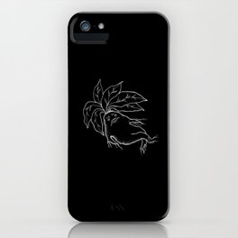 Mandrake iPhone Case