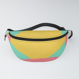Abstract Shape #1 Fanny Pack