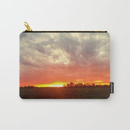 Chasing fire       (Curtain panel #2) Carry-All Pouch