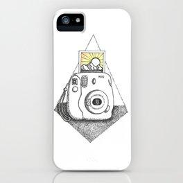 Instant Camera iPhone Case